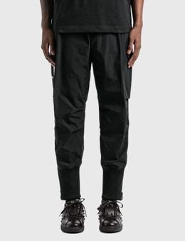 Emporio Armani R-EA Show Track Pants