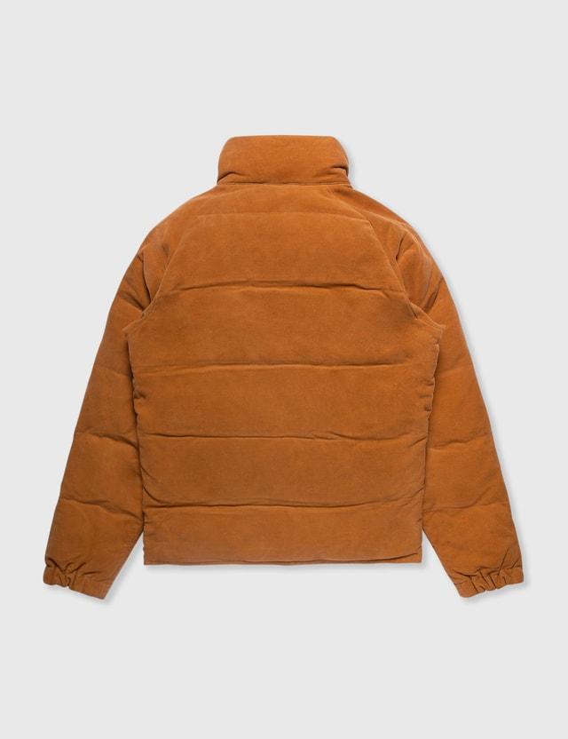 BAPE Bape Down Jacket Brown Archives