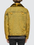 Alchemist Rocky with Fur Denim Jacket