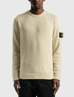 Stone Island Cotton Blend Sweater