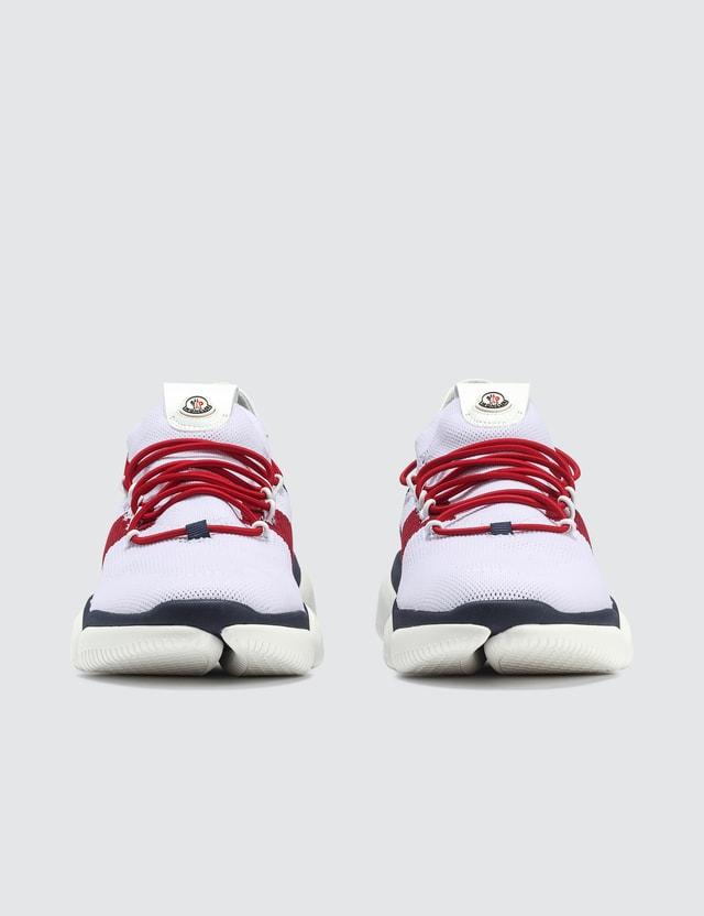 Moncler Bubble Sole Mesh Sneakers
