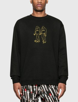 Paradise NYC Gonz Soulmates Crew Sweatshirt