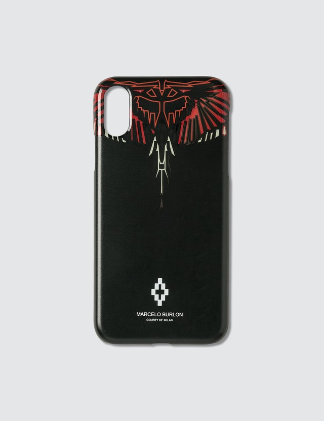 Marcelo Burlon Geometric Wings Iphone XR Case