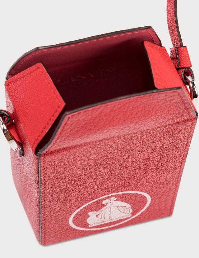 Lanvin Cross Body Cigarette Box