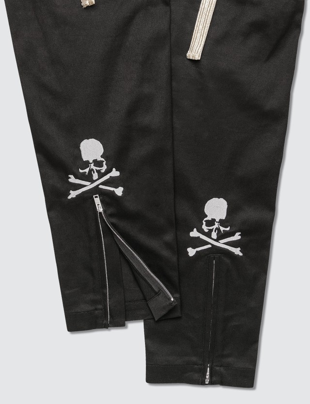 Mastermind World Skull Embroidery Cargo Pants