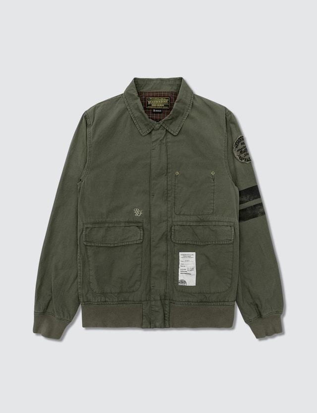 NEIGHBORHOOD Military Jacket