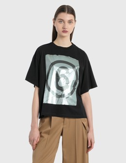 MM6 Maison Margiela 6 Logo Graphic T-Shirt