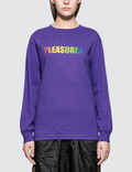Pleasures Spectrum Long Sleeve T-Shirt Picture