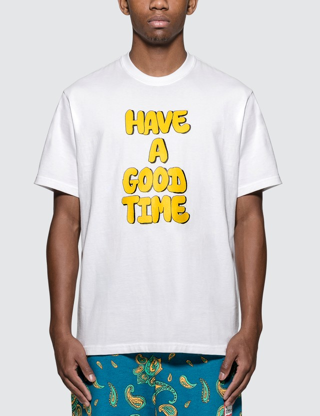 Have A Good Time Bubble T-Shirt