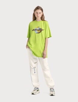 Ader Error Logo Piping Sweatpants