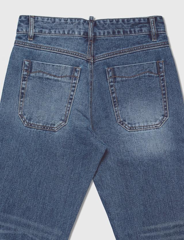 Ader Error Pollshing Jeans