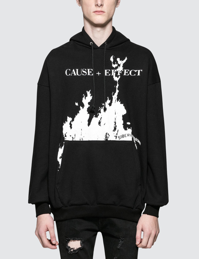 Siberia Hills Cause and Effect Hoodie
