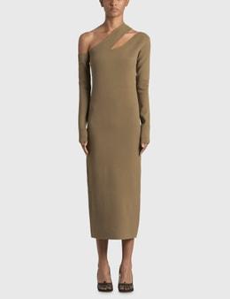 Nanushka Nala Cut Out Dress