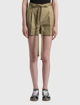 Loewe Belted Shorts
