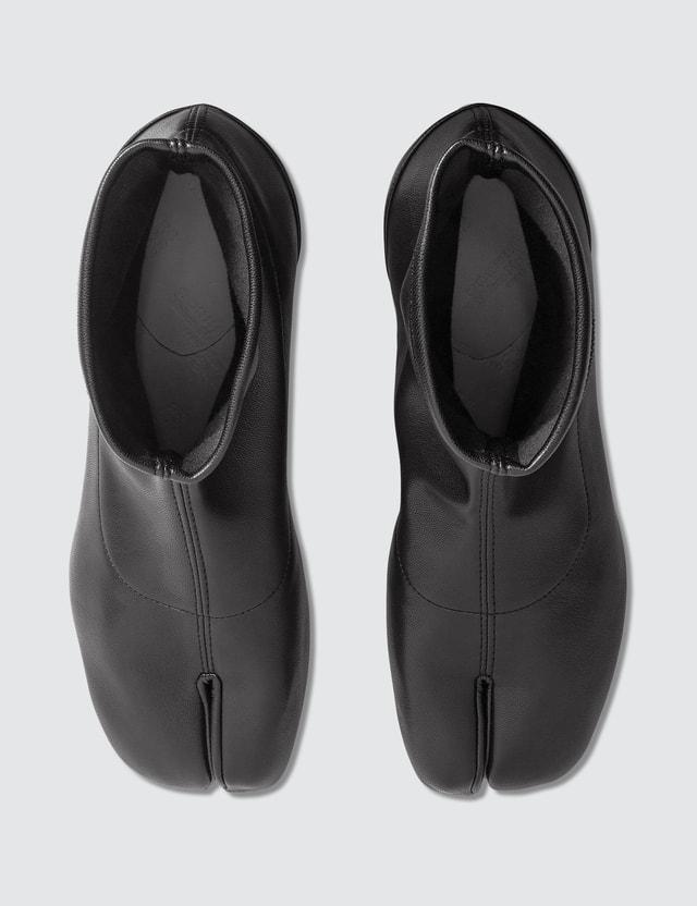 Maison Margiela Tabi Faux Leather Sock Boots