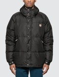 Maison Kitsune Fox Head Patch Down Jacket Picture
