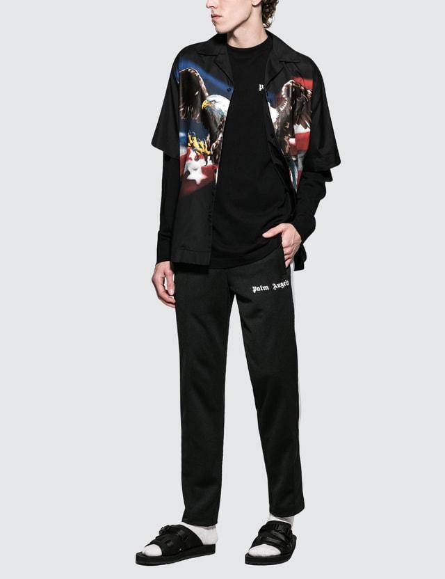 Palm Angels New Basic L/S T-Shirt