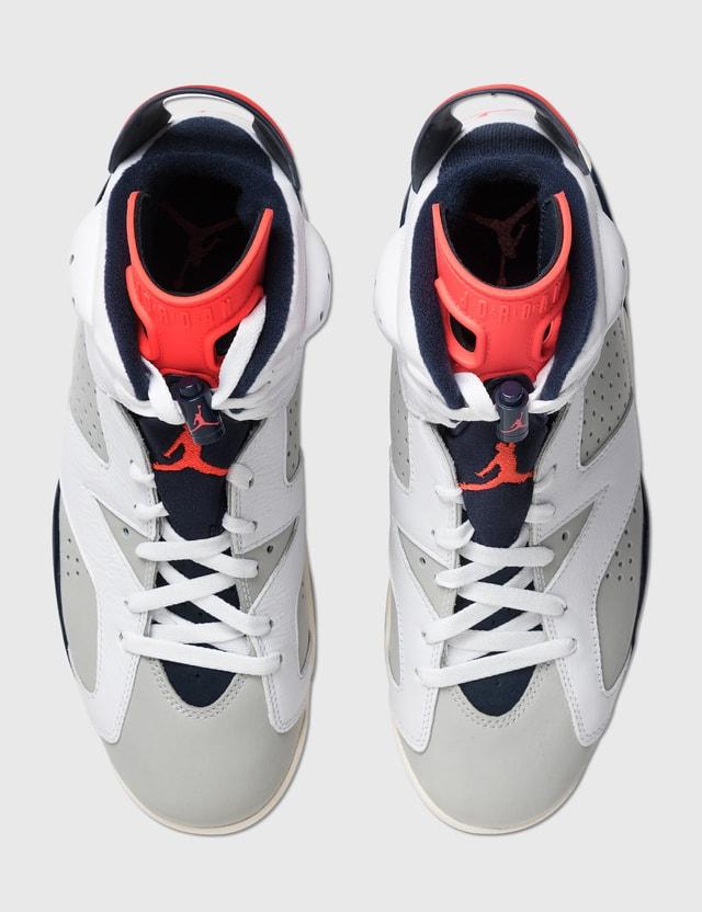 Jordan Brand Air Jordan 6 Retro White Archives