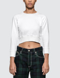 Hanes x Karla The Crop Sweatshirt Picutre