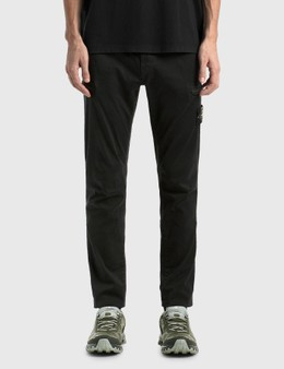 Stone Island Slim Cotton Cargo Pants