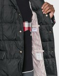 Thom Browne Downfilled 4 Bar Classic Jacket