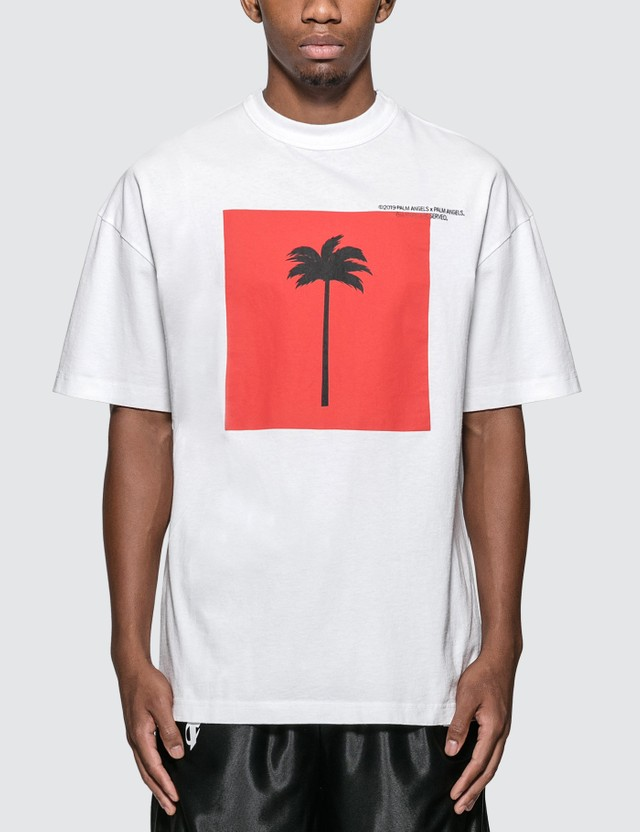 Palm Angels Big Palm x Palm T-shirt