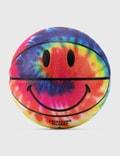 Chinatown Market Smiley Tie Dye Basketball Multicolor Unisex