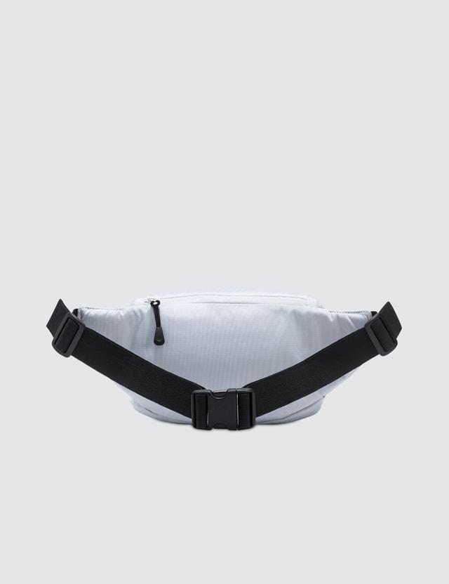 X-Girl Zip Logo Hip Bag