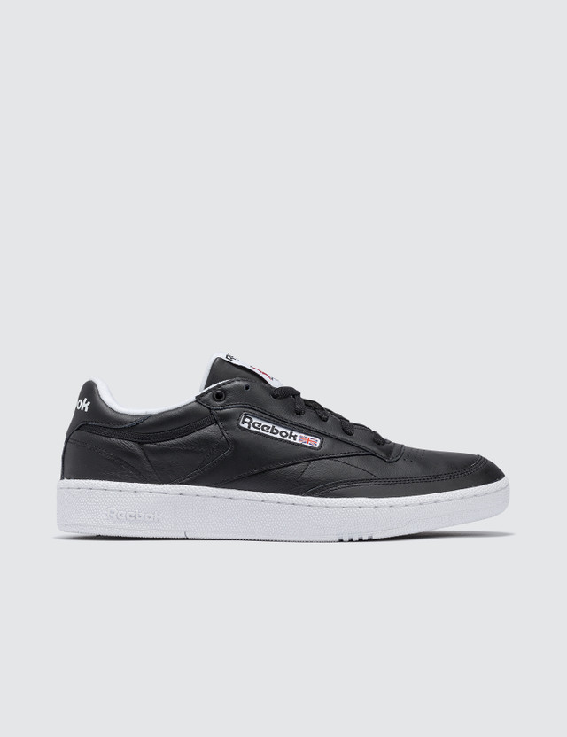 Reebok Club C 85 Pro Black/white Men