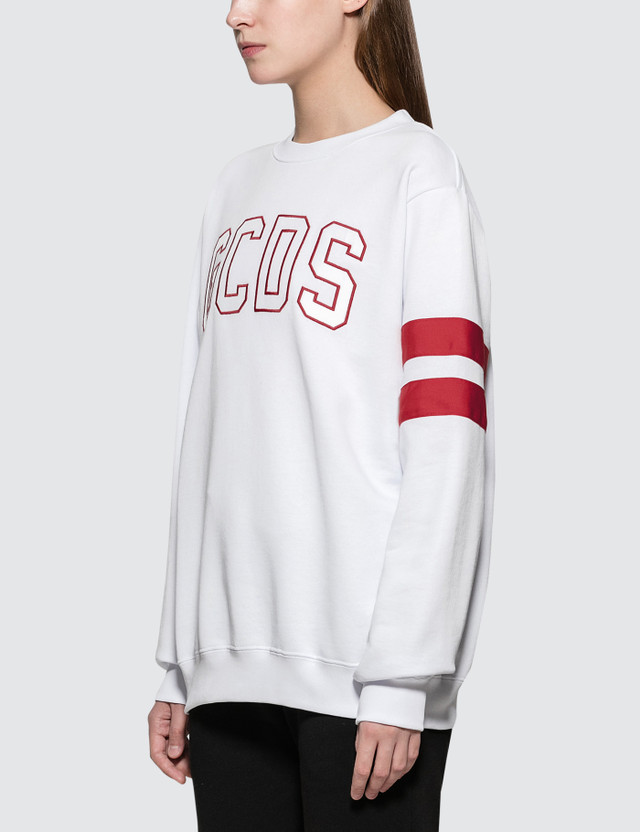 GCDS Cc Logo Sweatshirt