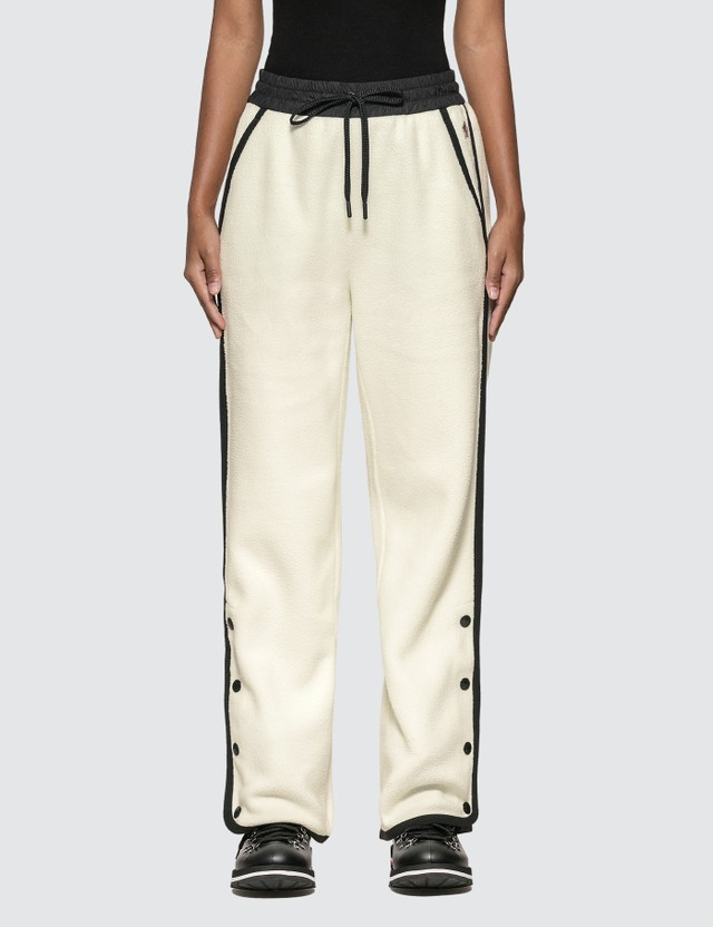Moncler Grenoble Logo Fleece Pants