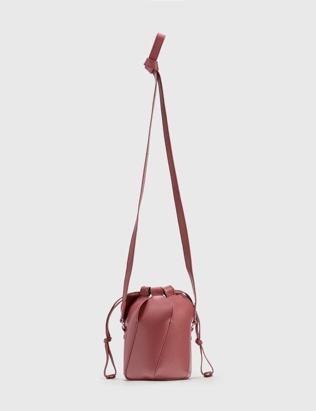 Chloé Tulip Mini Bucket Bag Faded Rose Women
