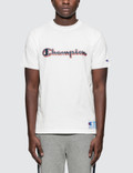 Champion Japan Scrip Logo S/S T-Shirt Picutre