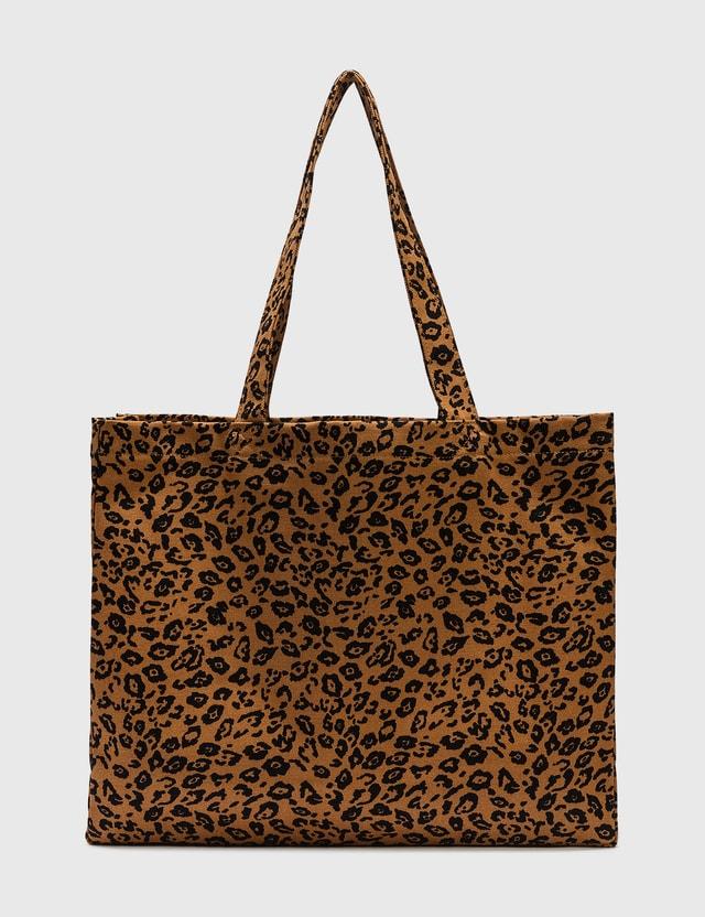 A.P.C. Diane Leopard Tote Bag