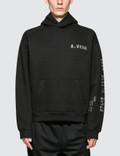Alexander Wang Hoodie with Credit Card Decal Picture
