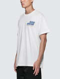 KAR / L'Art de L'Automobile Kar Wash S/S T-Shirt Pack White Men