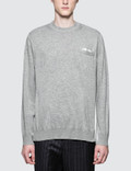 Sacai Cotton Knit Pullover Picture
