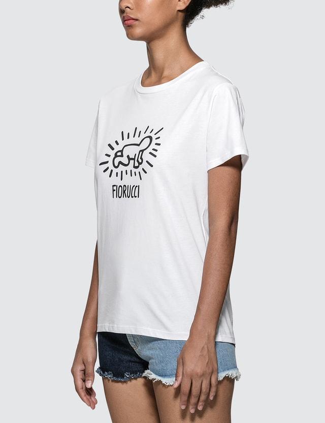 Fiorucci Keith Haring T-shirt