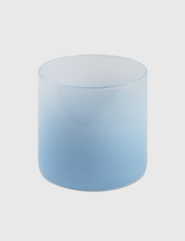 Crosby Studios Medium Light Blue Gradient Glass Light Blue Unisex