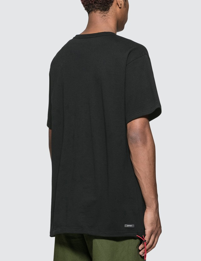 SOPHNET. Nylon Pocket T-Shirt