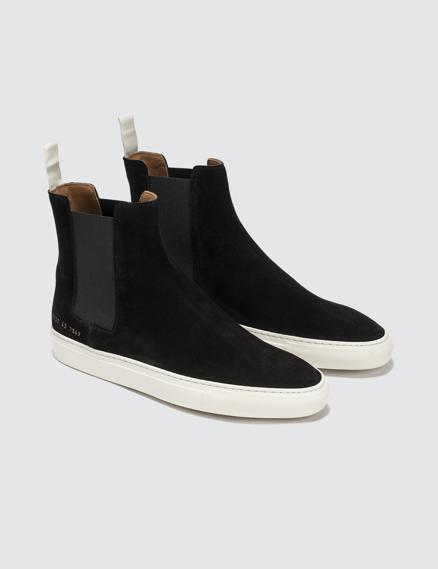 Common Projects - Chelsea Rec In Suede