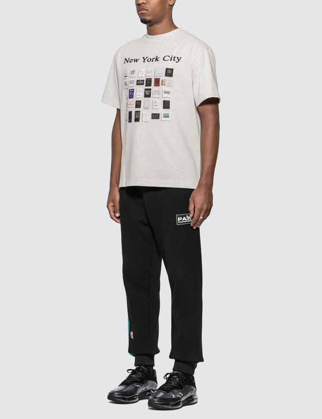 Alexander Wang Color Block Sweatpants