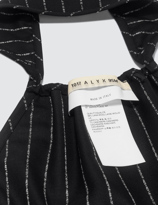 1017 ALYX 9SM Pinstripe Bandana