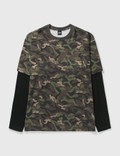 LMC LMC Workroom Layered Long Sleeve T-shirt Picture