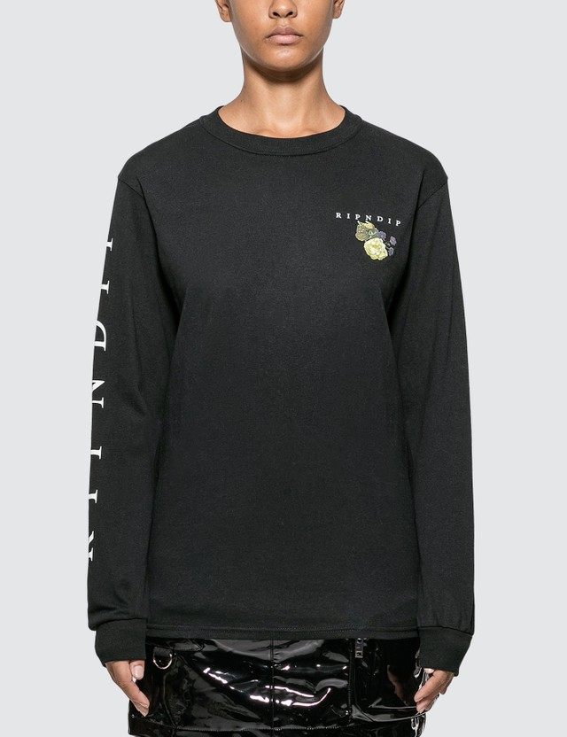 RIPNDIP Heavenly Bodies Long Sleeve T-shirt