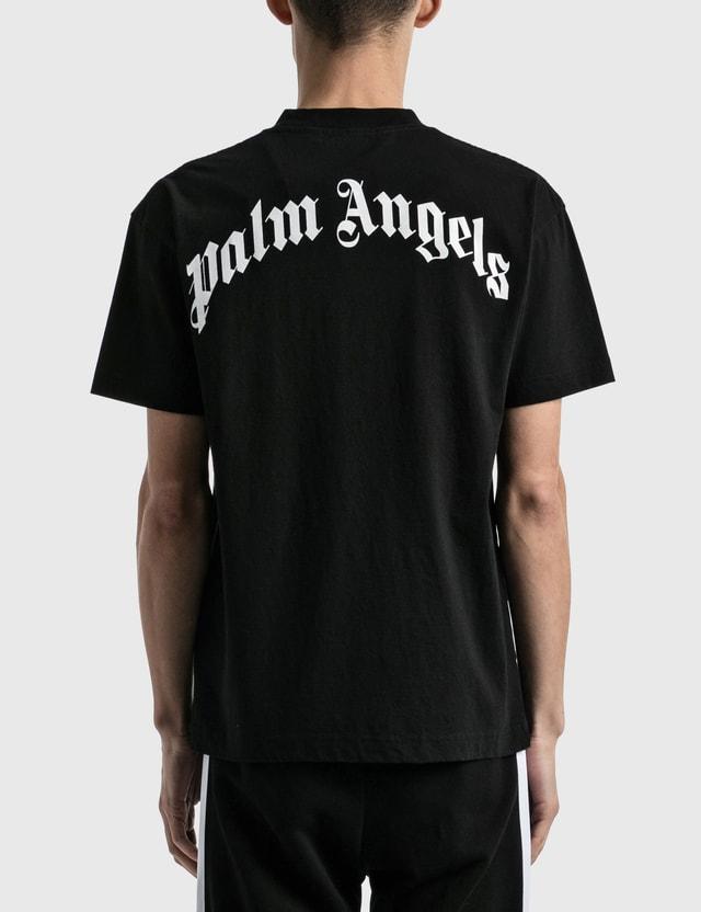 Palm Angels Bear In Love Classic T-shirt Black Men