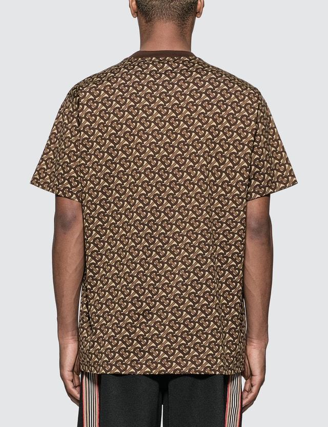 Burberry Munley Monogram Printed T-Shirt