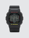 "G-Shock DW5600 ""Breezy Rasta"" Picture"