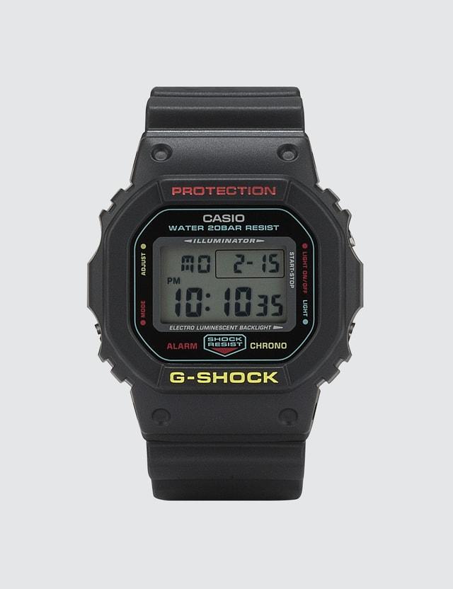 """G-Shock DW5600 """"Breezy Rasta"""""""