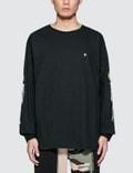 10.Deep Poison Control  L/S T-Shirt Picture